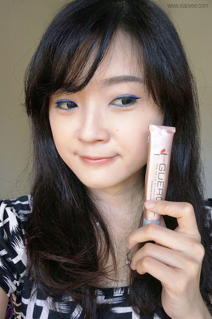 Guergi Cover Foundation, Brand Guergi, Guergi Cover Foundation Review, High Coverage Foundation, Blogger Xiao Vee, Blogger Shelviana Handoko, Indonesian Beauty Blogger, Blogger Kecantikan Indonesia