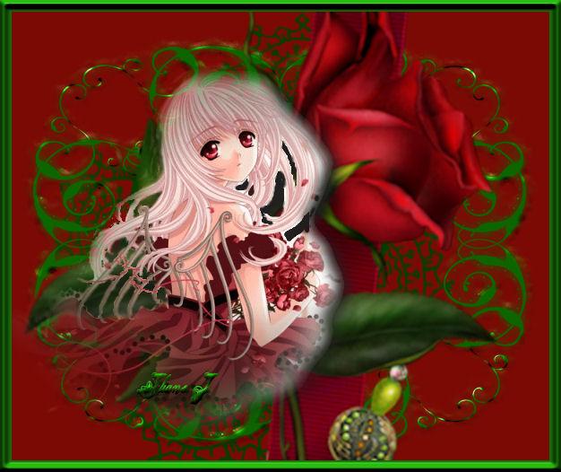 la espina de la rosa