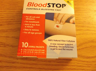 Missys Product Review: BloodSTOP