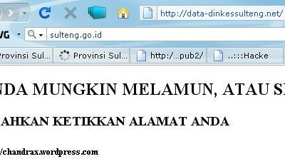 data dinkes sulteng