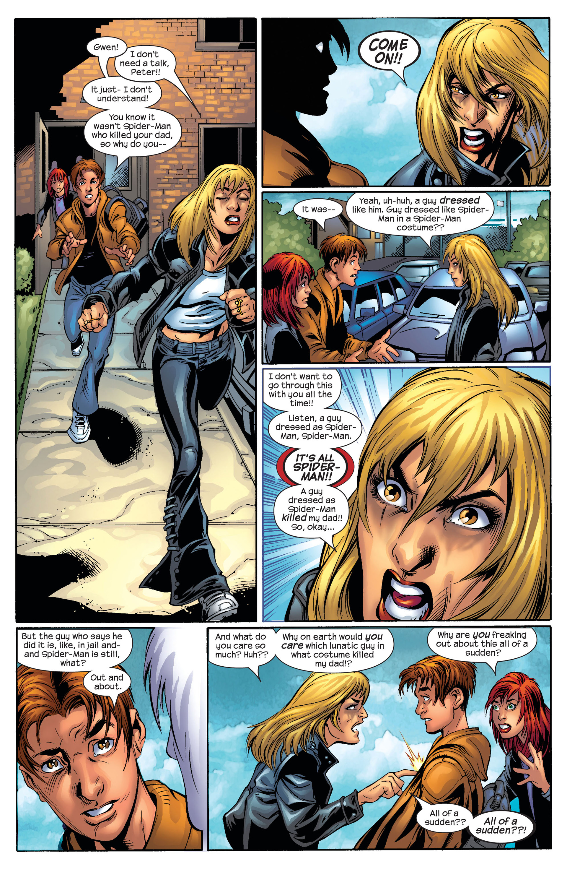 Ultimate Spider-Man (2000) Issue #55 #59 - English 7