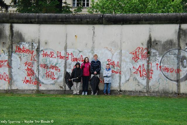 Berlin Wall, Bernauer Strasse, East Berlin, Berlin Wall Memorial, East Germany