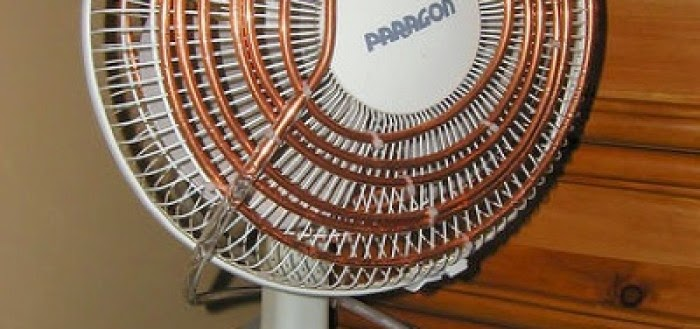 Make Your Own Air Conditioner At Home Using Household Items