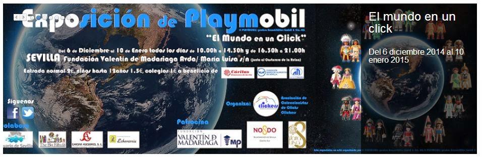 El mundo en un Click - Sevilla