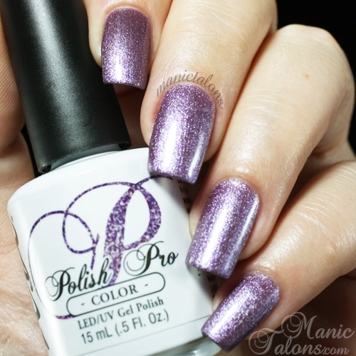 NSI Polish Pro Irrisistible Swatch
