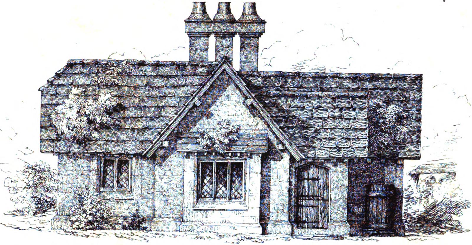 19th century historical tidbits 1830 farm laborer 39 s house for 19th century farmhouse plans
