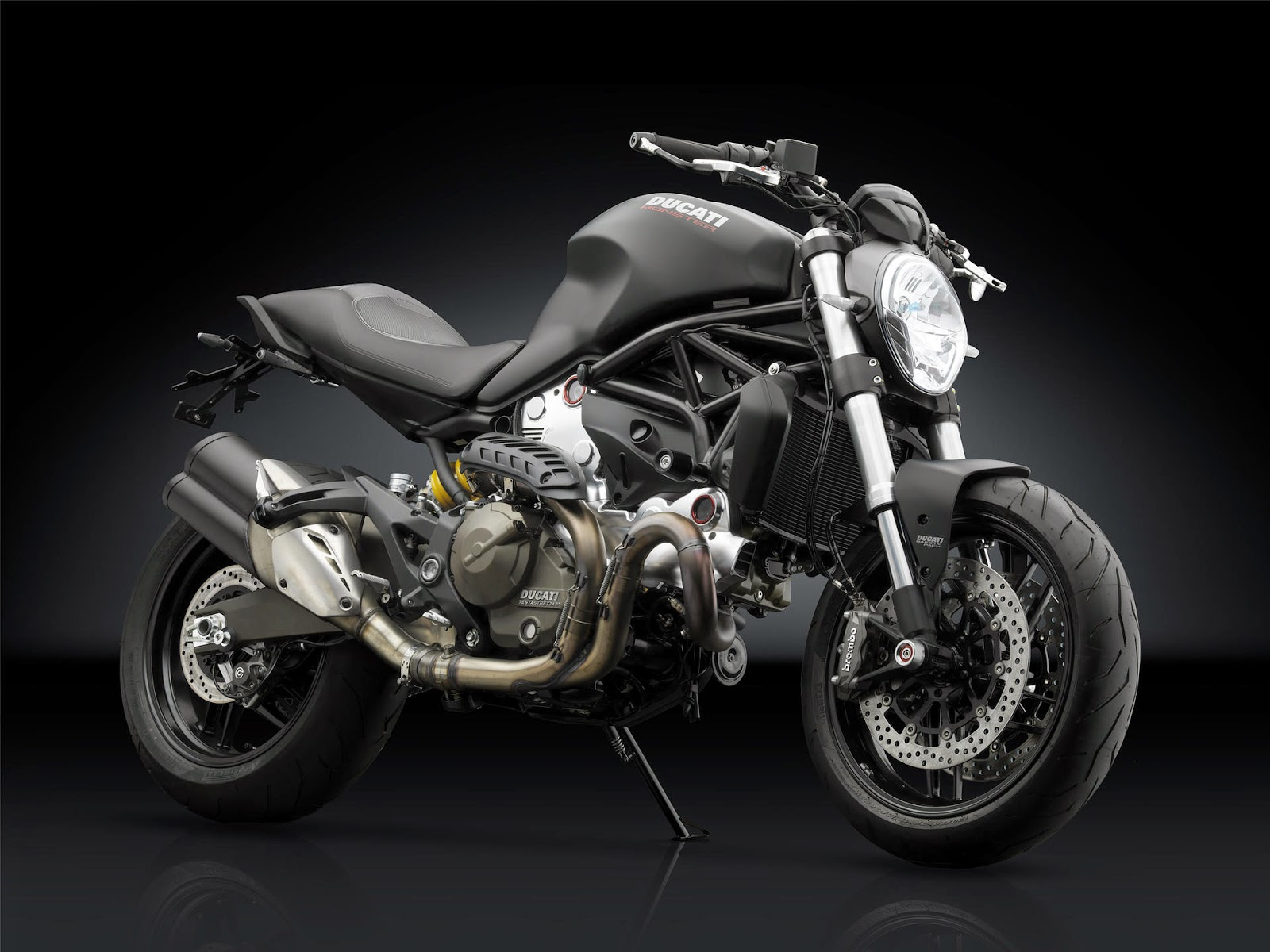 Ducati Monster Mirrors Rizoma