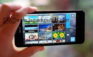 Kamera ASUS Zenfone 5