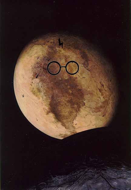 Harry Pluto