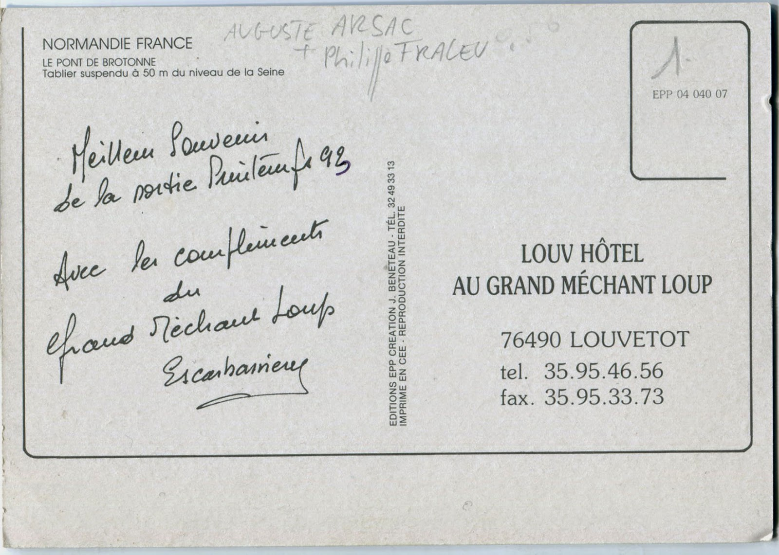 Célèbre Architectures de Cartes Postales 2: mai 2014 PB09