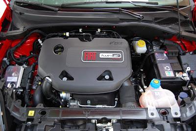 Fiat Punto 2012 moteur