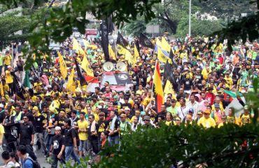 Himpunan Kebangkitan Rakyat: Kronologi