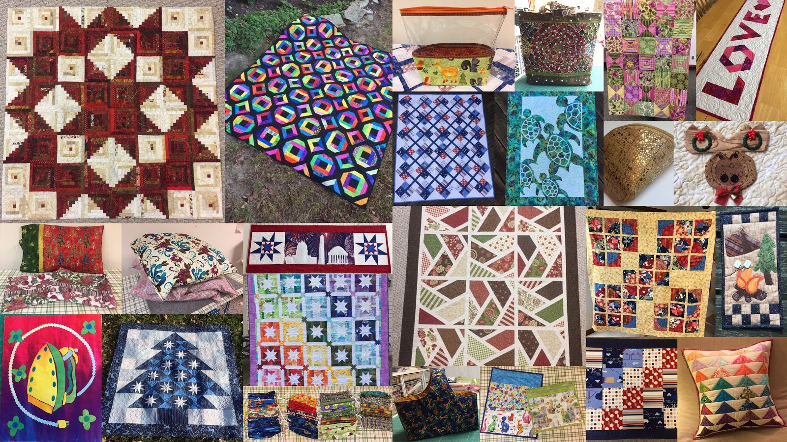 Quilting Mom's Blog