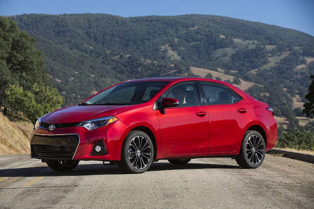 Introducing the 2014 Toyota Corolla: The Best Corolla in 47 Years.