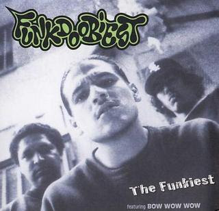 Funkdoobiest – The Funkiest (WEB) (2001) (320 kbps)