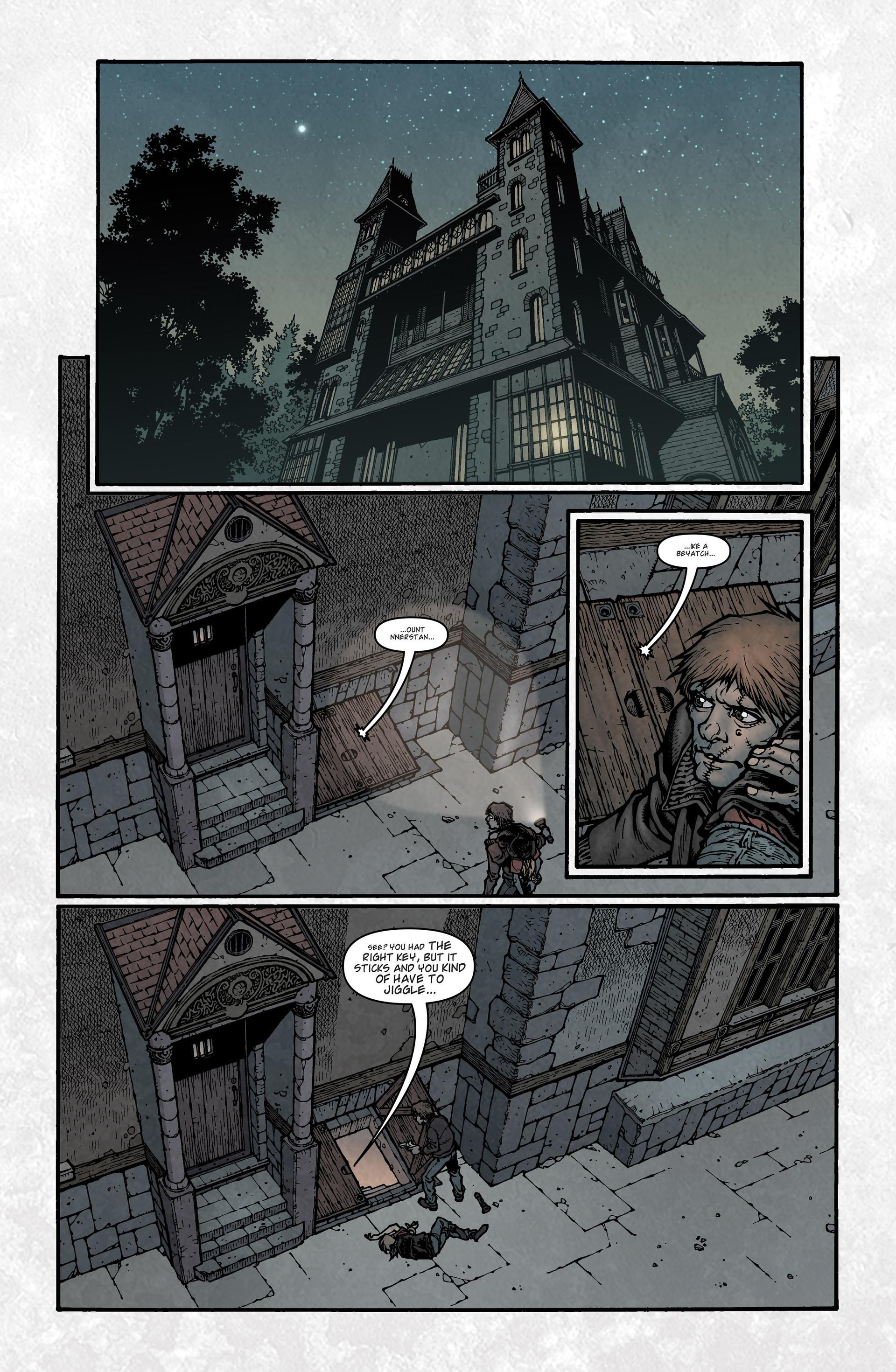 Locke & Key (2008) Issue #5 #5 - English 18