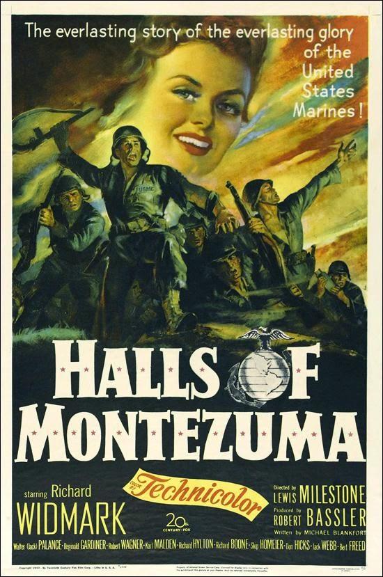 Halls of Montezuma | 1950| Situación desesperada