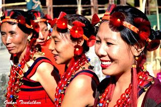 Nagaland: Hornbill festival