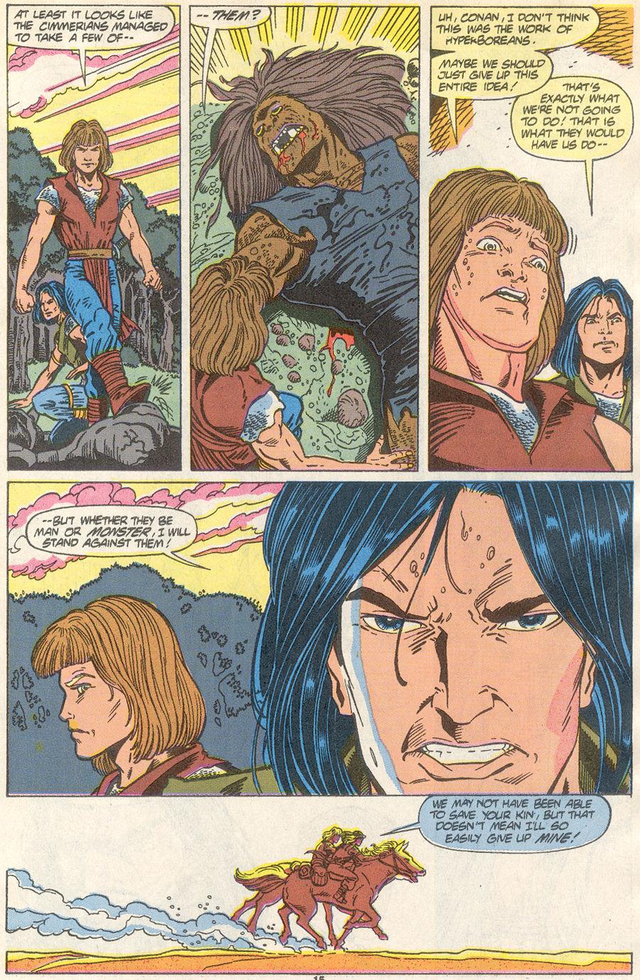 Conan the Barbarian (1970) Issue #234 #246 - English 12