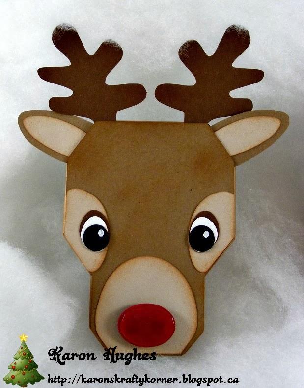 Image Result For Cute Reindeer Coloring