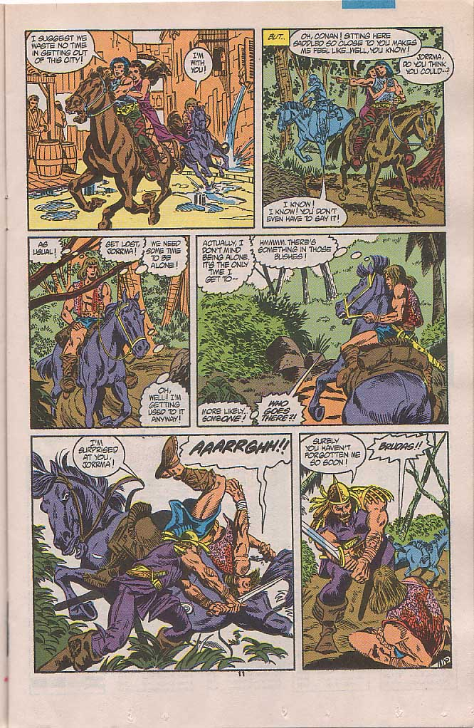 Conan the Barbarian (1970) Issue #238 #250 - English 10