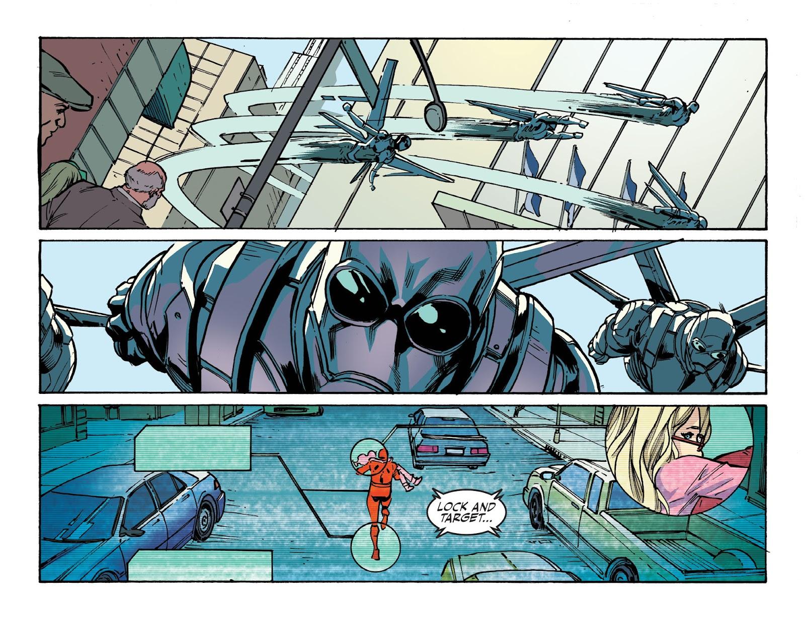 The Flash: Season Zero [I] Issue #10 #10 - English 7