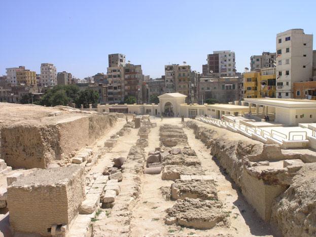 Ruins of Alexandria