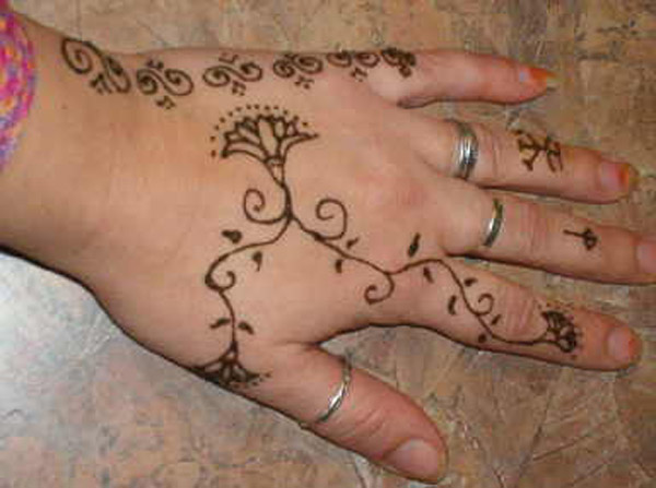 Henna Tattoo Miami : Henna tattoo body art designs gallery