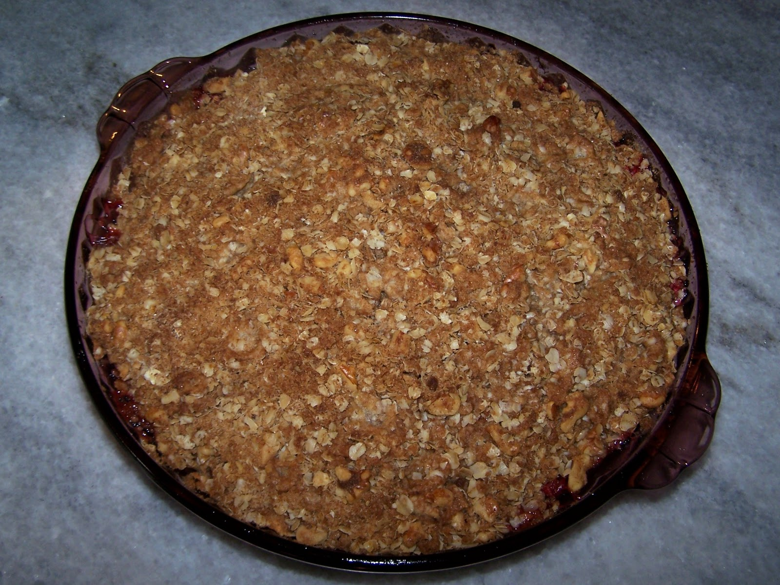 apple cranberry crumble recipe key ingredient apple cranberry crumble ...