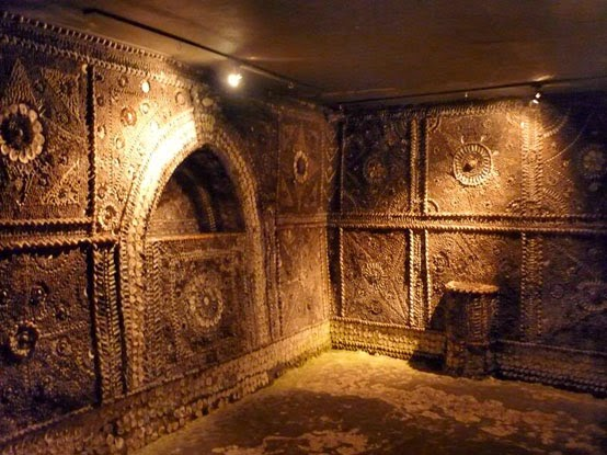 The mysterious shell grotto of Margate