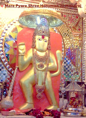 Mehandipur Balaji of Rajasthan is the remover of all evil spirits.