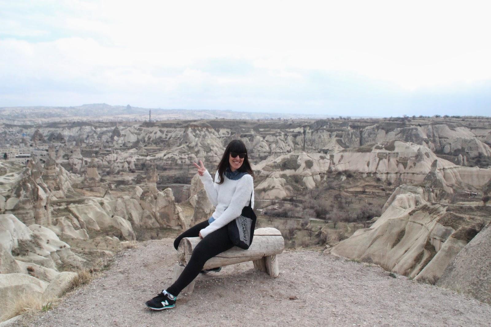Dianamiaus Goreme Panorama Capadocia