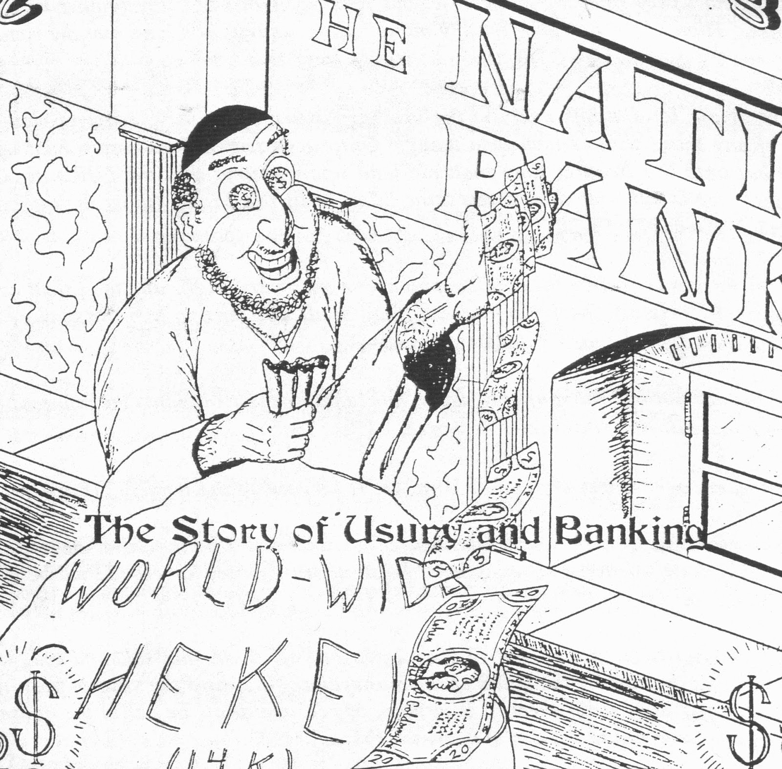 digging into freedom's true meaning: the story of usury and banking