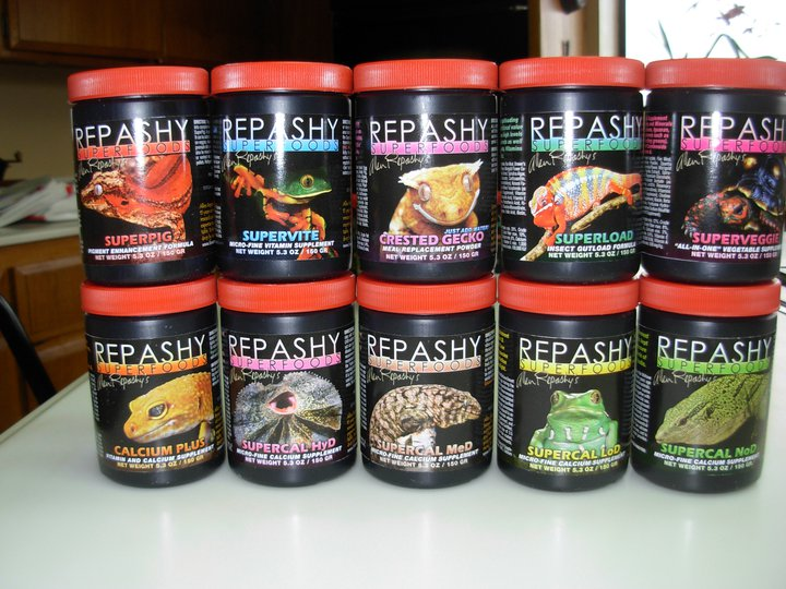 exotica pets paradiso repashy super food now available