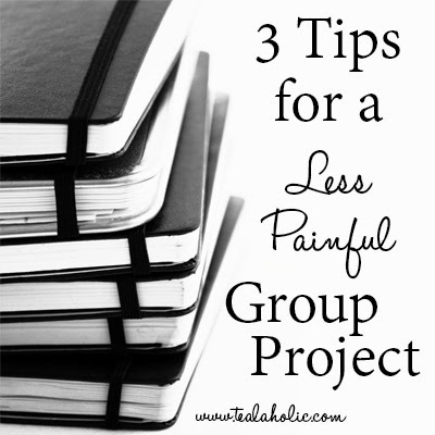 3 Tips for a Less Painful Group Project