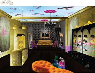>Lifestyle // The Box Boutique Le paradis des chaussures