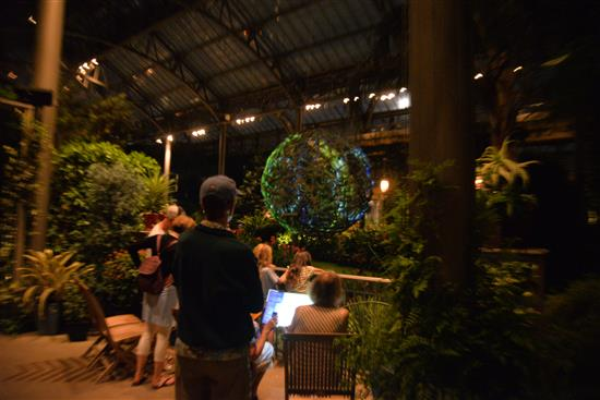 Longwood Gardens Nightscape Opens Philly Chit Chat