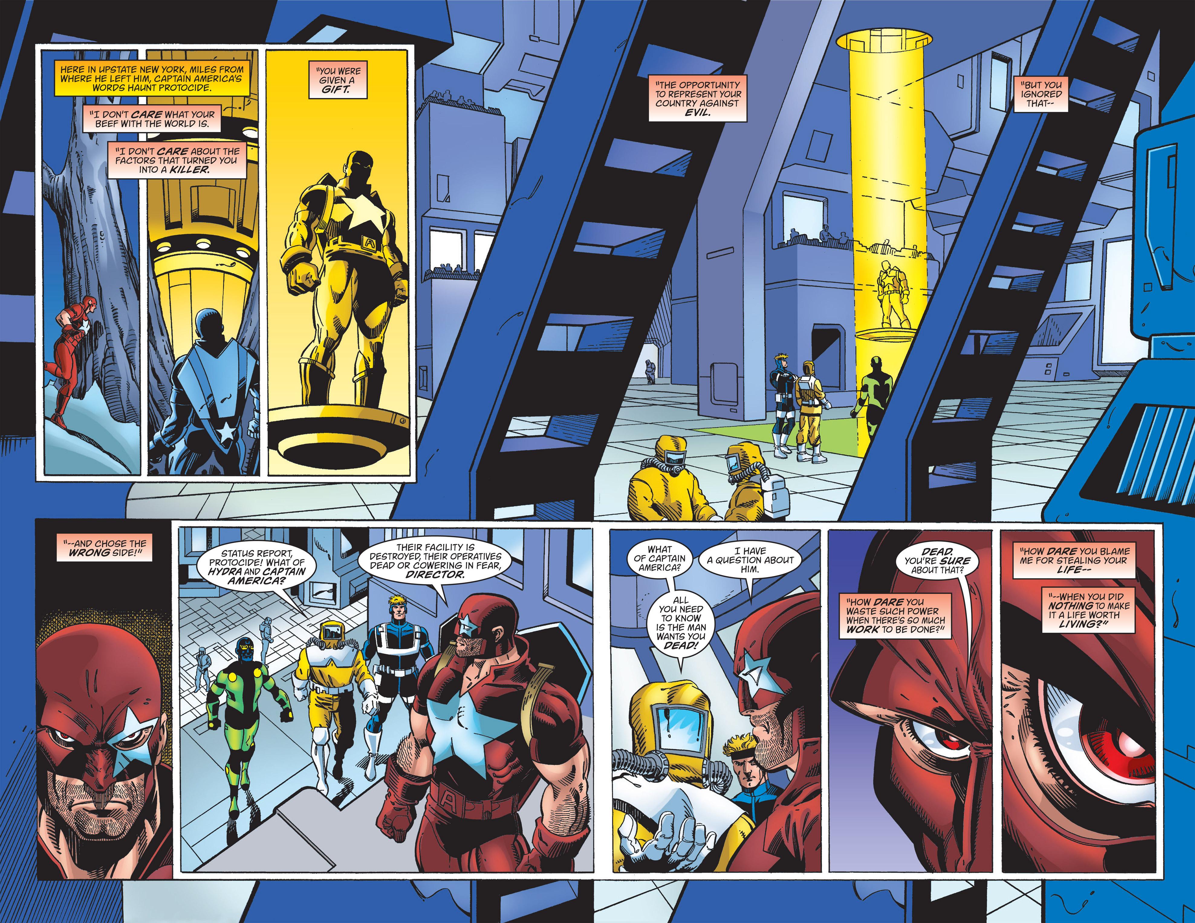 Captain America (1998) Issue #38 #45 - English 3