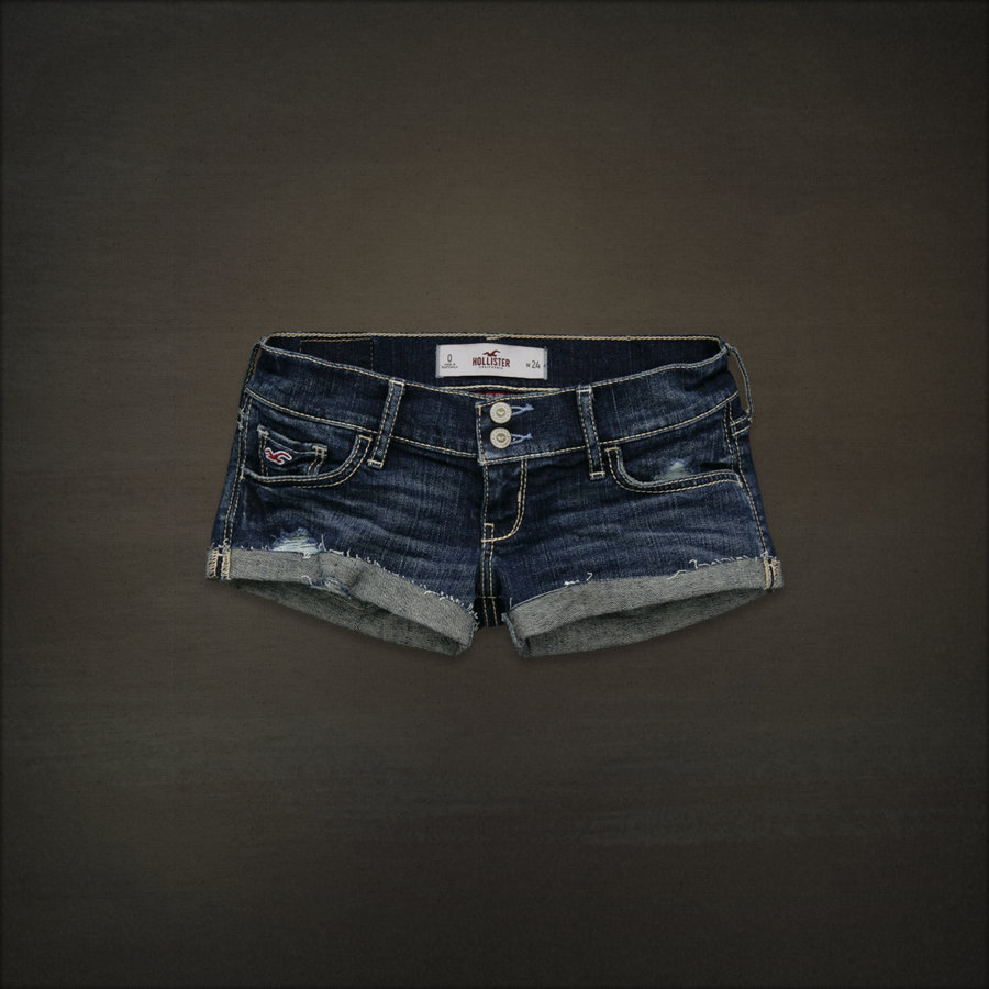 hollister jean shorts - photo #1