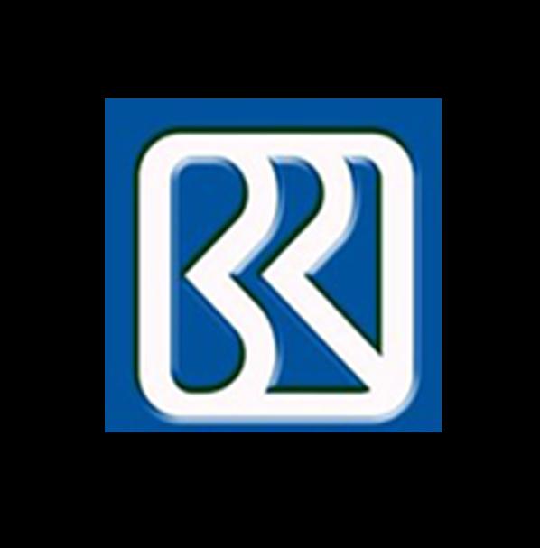 Filosofi Logo Bank Bri Share Bentuk Garis Melengkung Memberikan Citra
