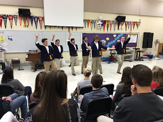 """Welcome """"The Other Guys"""" from the University of Illinois #99Learns #WeAreDGN"""