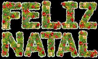 Feliz Natal-pinho e ornamentos png transparente