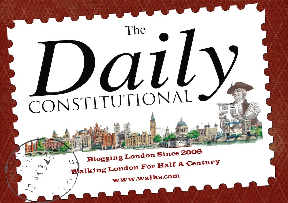 The Daily Constitutional from London Walks