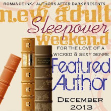 New Adult Sleepover Weekend - Featured Author