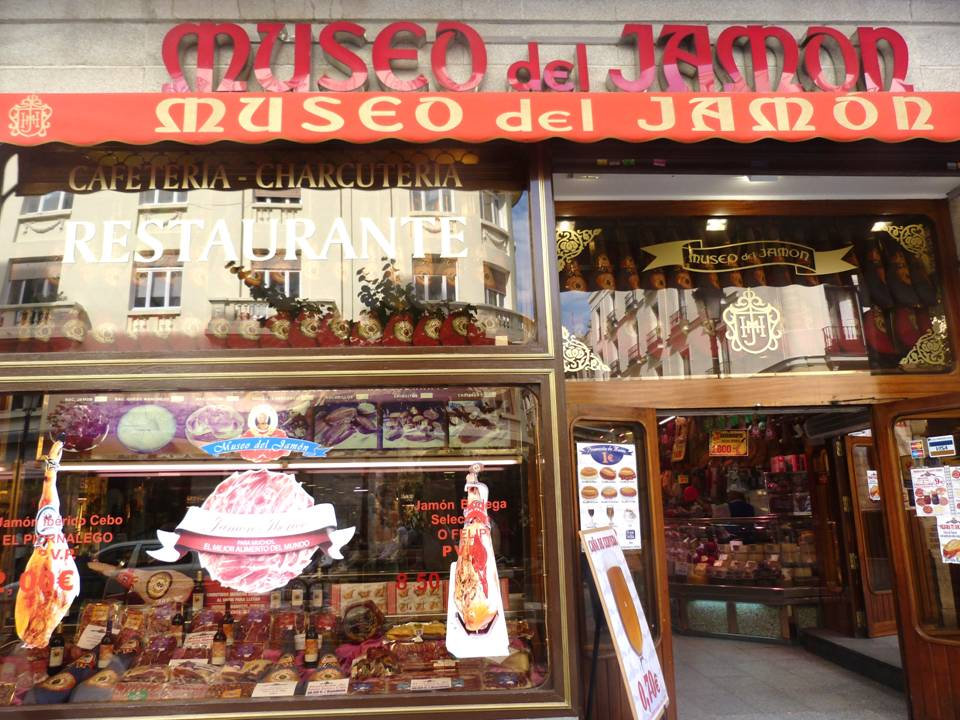 Perspectives Of A Wandering Geographer Spain Madrid