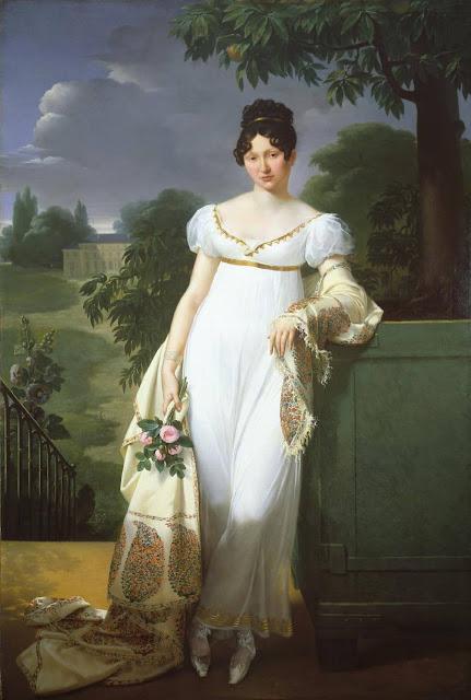 Pintor francés - Merry Joseph Blondel (1781-1853)
