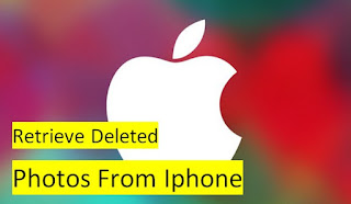 Can You Retrieve Deleted Photos From Iphone