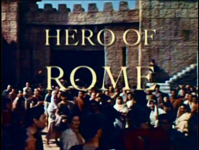 Hero of Rome title