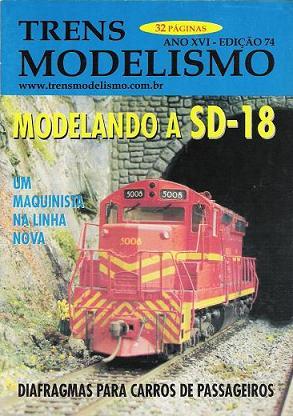 REVISTA TRENS MODELISMO