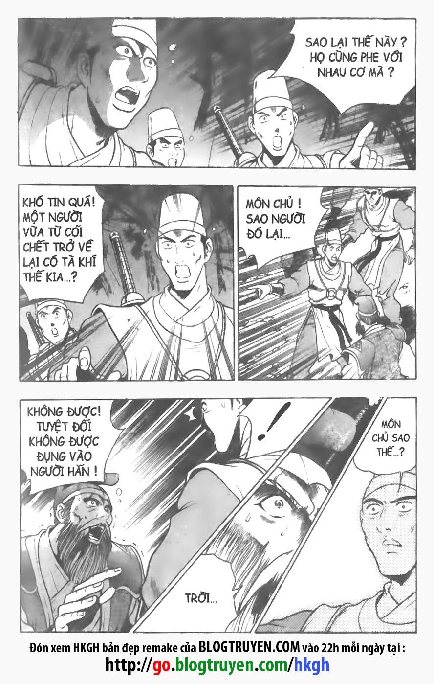 Hiệp Khách Giang Hồ chap 103 page 4 - IZTruyenTranh.com